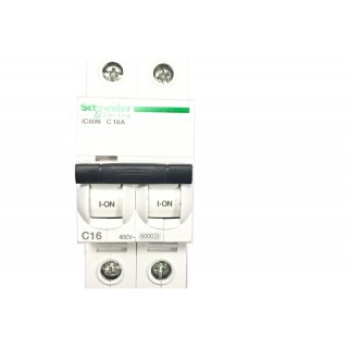 Schneider Electric  IC60N C16A -Neu