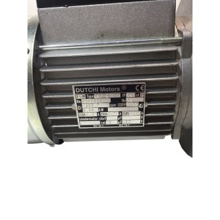 Dutchi Motors Typ 80/4 0,55 KW