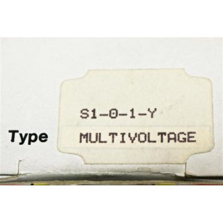 Data Logic DL  Sensor  S1-0-1-Y  Multivoltage