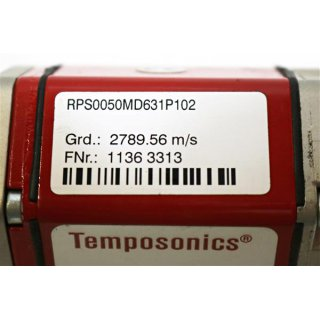 MTS Temposonics R-Serie  RPS0050MD631P102 -Gebraucht/Used