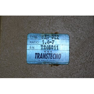 Transtecno VAM 022 Ratio 1.4-7 -Neu