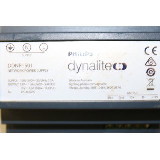 PHILIPS Network Power Supply Dynalite DDNP1501- Gebraucht/Used