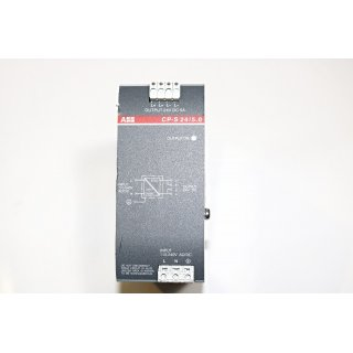 ABB CP-S 24/5.0 Power Supply Out:DC 24V/5A