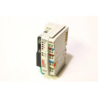 Beckhoff 2-Kanal-Analog-Eingangsklemme KL3062 Gebraucht//Used